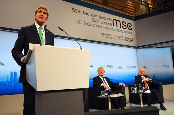 John Kerry-Munich Security Conference
