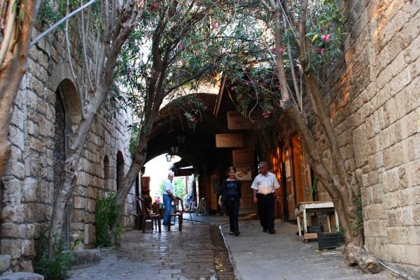Old_streets-Byblos-Gubal -UNESCO-World-Heritage-Site
