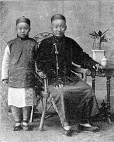 Jews of Kaifeng, 19th or early 20th century