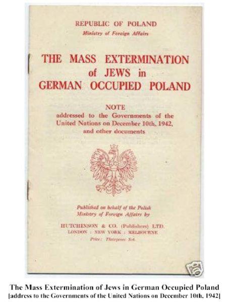 Edward Raczynski Holocaust Warsaw Ghetto