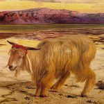 Scapegoat-William Holman Hunt