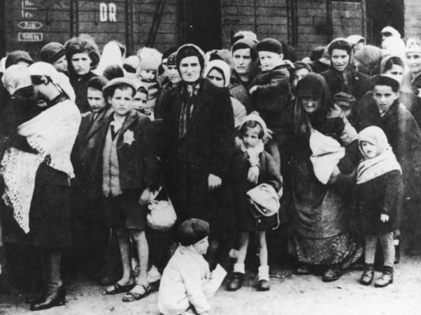 70th anniversary-Hungarian Jews in Auschwitz-destruction of Hungary's Jewish community
