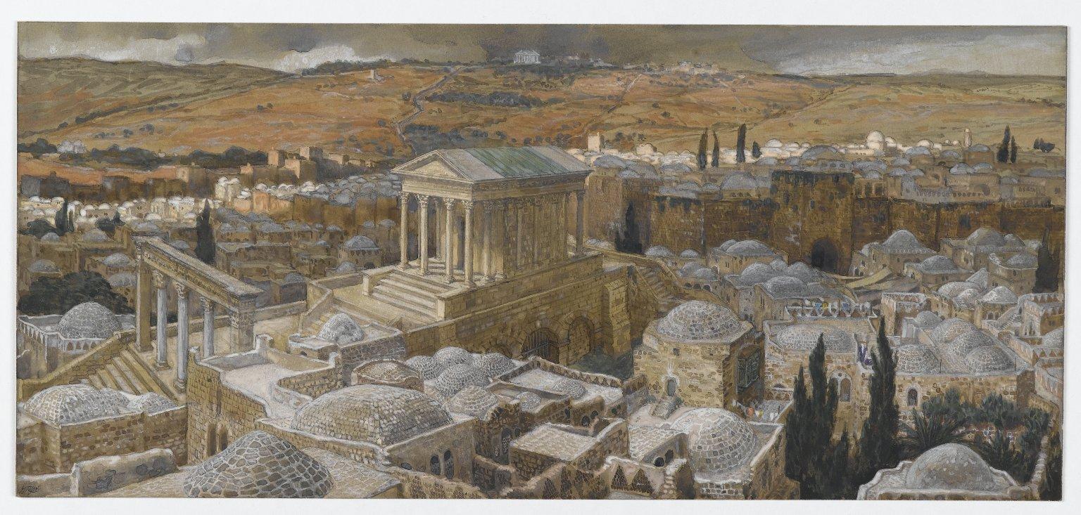 Pagan-Temple-Hadrian-Tissot