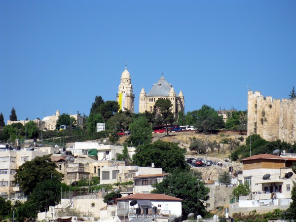 Mount-Zion-Abbey-of-the-Dormition