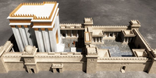 Model-Second Temple