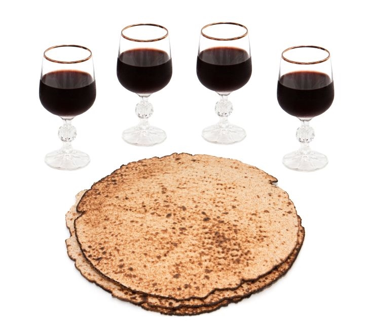In the Chabad tradition, the four cups of the Passover seder symbolize Jewish freedom from four exiles: the Egyptian, Babylonian, and Greek, as well as the current exile which is hoped will end soon with the coming of the Messiah.