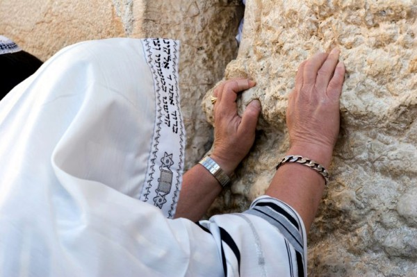 prayer-Wall-tallit
