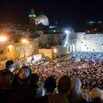 Jerusalem Day-Western Wall