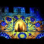 Night Spectacular-Jerusalem-City of David-light show