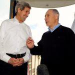 Israeli Prime Minister Netanyahu-Secretary Kerry-Jerusalem-snow