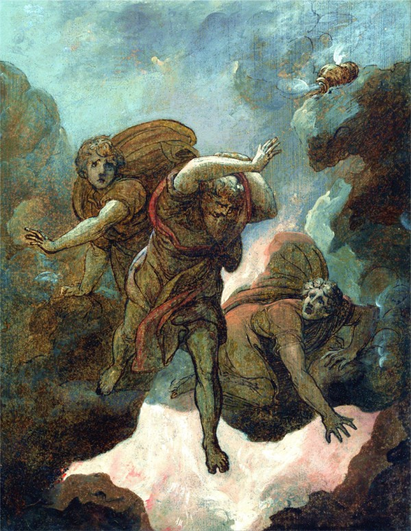 Maria_Hadfield_Cosway-The Judgement of Korah-Dathan and Abiram