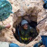IDF Paratroopers-Hamas Terrorism-Tunnel Networks-Gaza Strip