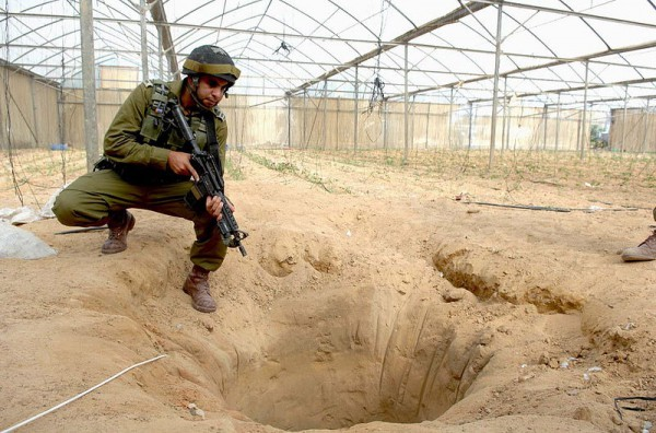 Israel Defense Forces, Gaza tunnel, terrorism