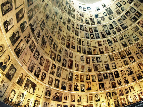 The Hall of Names-Yad Vashem-Jerusalem