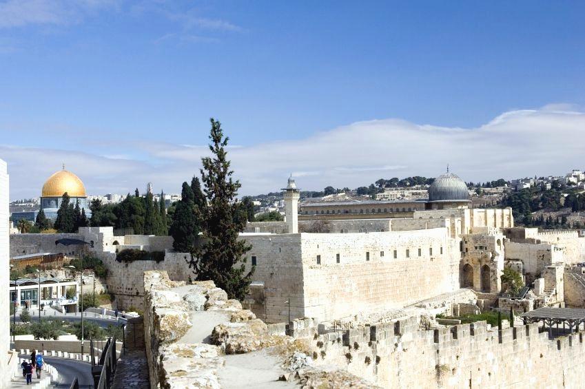 Ancient Walls-Jerusalem