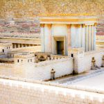 Model Second Temple.