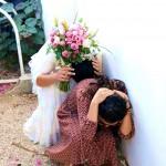 Israel wedding-Gaza rocket
