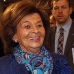 Dr. Charlotte Knobloch President, Jewish Community Munich and Upper Bavaria