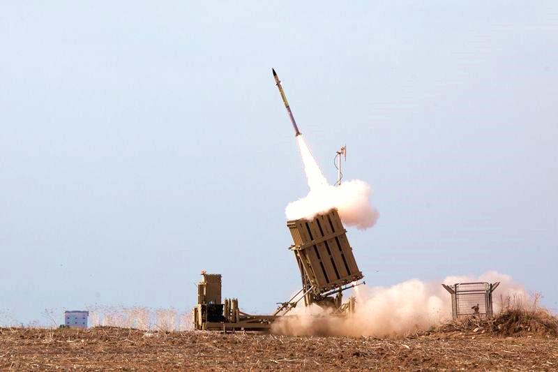 Iron Dome Israel IDF