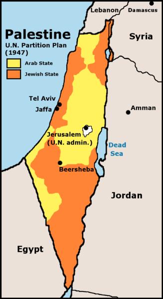 UN Partition Plan of 1947
