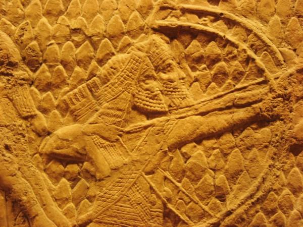 Assyrian archers (700–692 BC)