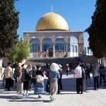 Temple Mount-Jerusalem-tourism-pilgrims
