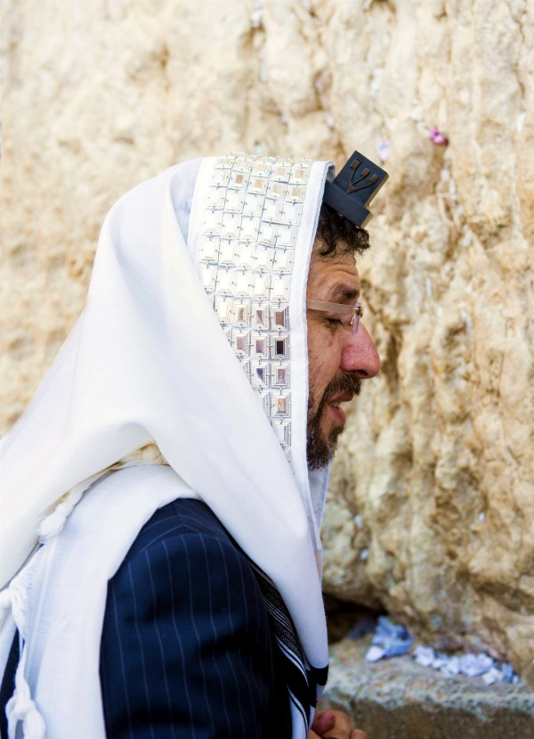 Selichot at the Western Wall-10 Days of Repentance