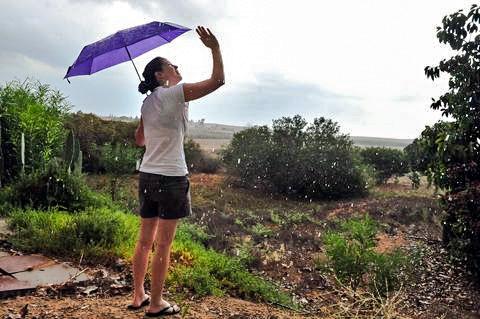Israel-rain
