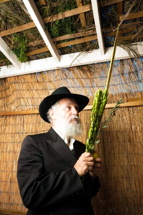 Israel-Sukkah-Prayer-Arba Minim