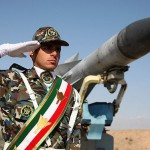 Iran-Army of the Guardians of the Islamic Revolution-missile