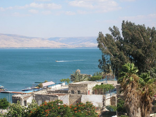 Sea of Galilee-Kinneret
