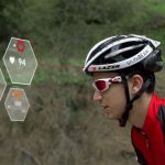 LifeBEAM_Cycling_Helmet_Wearable Smart Technology_Heart Rate Monitor