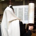 Lifting the Torah