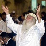 Yom Kippur raise hands