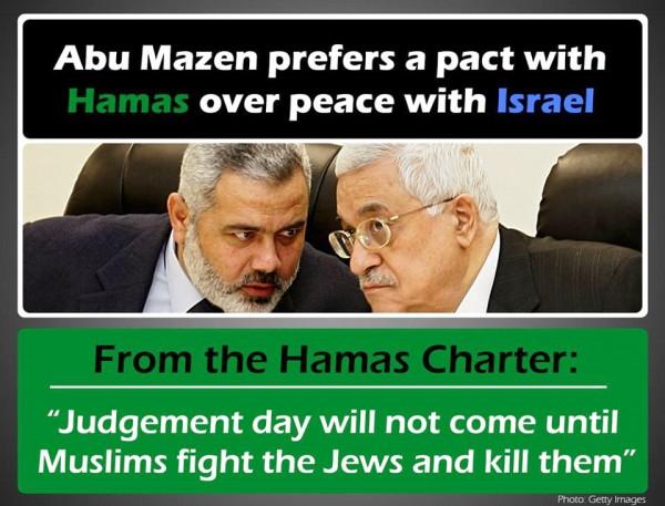 Abbas Hamas Palestine Unity Government