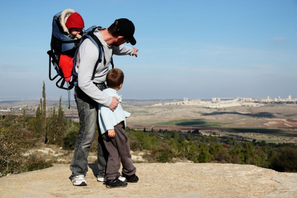 Israel, family, fatherhood, Destiny