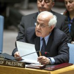 iyad H. Mansour, Permanent Observer of the State of Palestine to the UN-Security Council