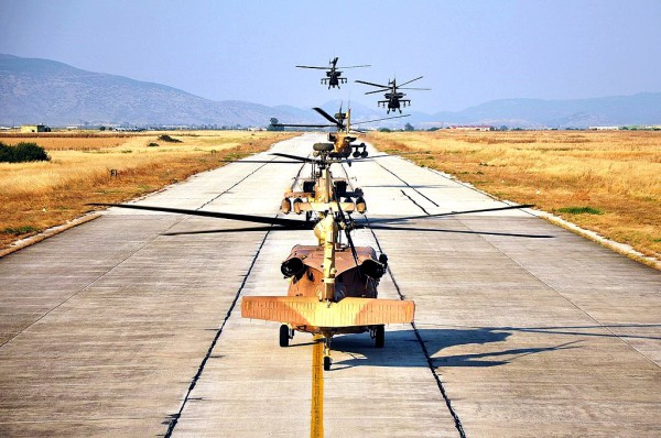 IDF helicopters