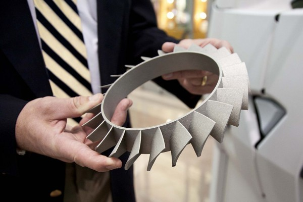 3D metal printing-product