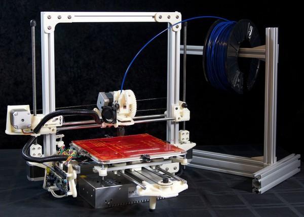 3D printer-Bukobot
