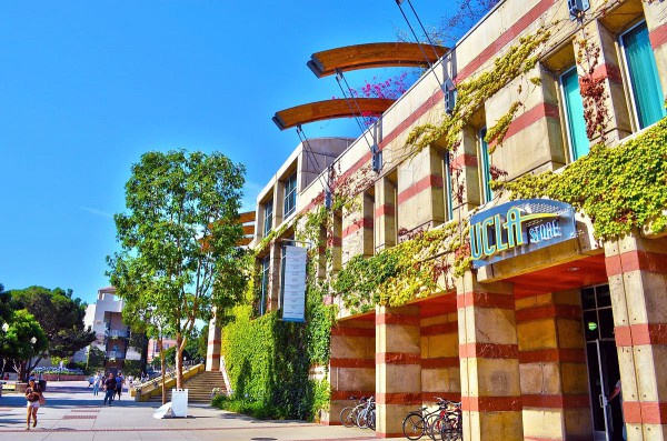 UCLA (Wikimedia photo by Josh Lee)