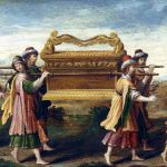 The Transfer of the Ark of the Covenant by the Singing and Dancing David