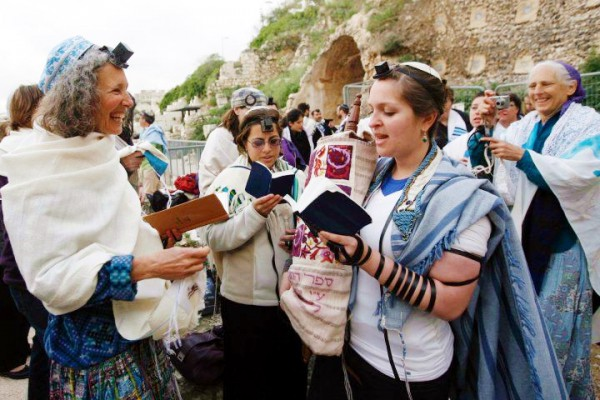 Messianic women