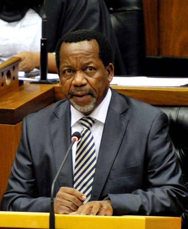 South Africa-Parliament-Prager University-Kenneth Meshoe