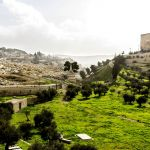 The Kidron Valley is also called the Valley of Jehoshaphat, the place the prophet Joel says the nations will be judged in the Last Days.