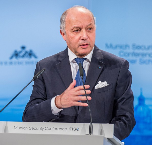 Munich Security Conference-Feb 2015-Laurent Fabius