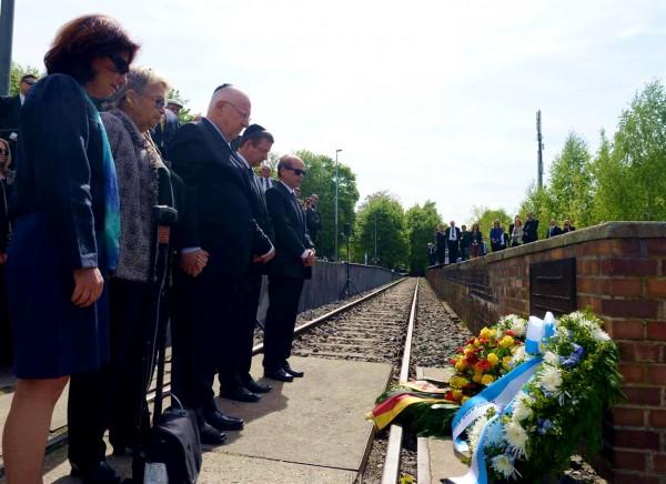 Israel-Germany-Platform 17-Holocaust