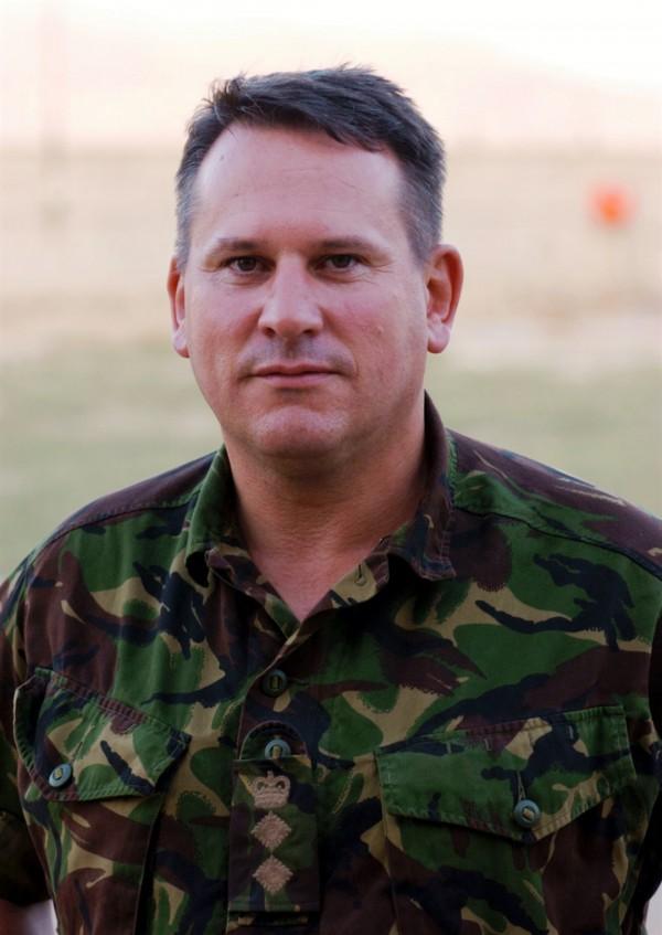 Col Richard Kemp-British officer-war crimes