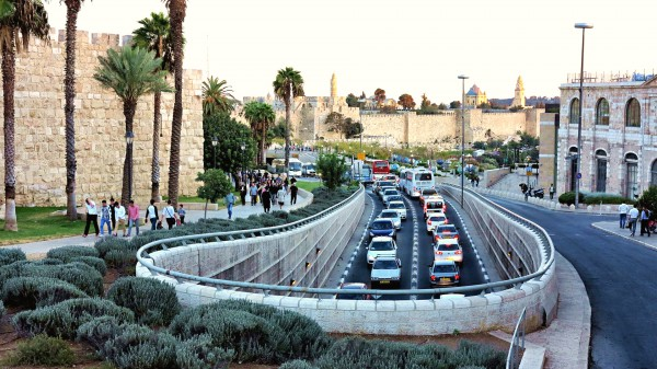 Jerusalem (Photo by Reinhardt Konig)
