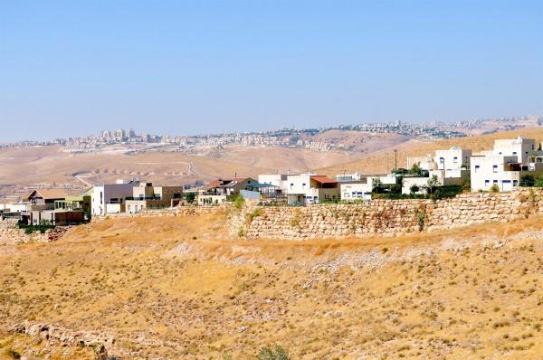Israel-Samaria-settlement